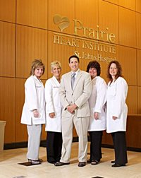 Prairie Heart Institute Team